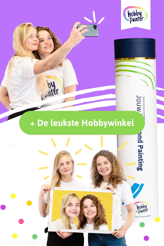 Hobbywinkel HobbyPainter.nl